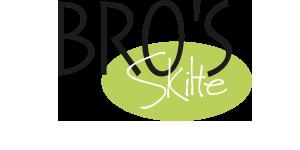 Bro's Skilte logo