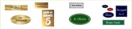 Bro's Skilte - Alt i skilte til private og firmaer. Hurtigt levering.